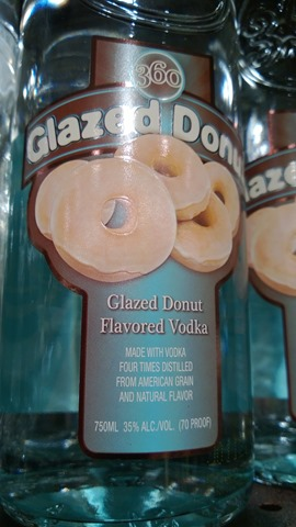 Special donuts for those painful morning meetings
