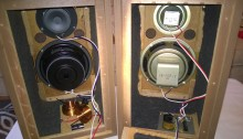 inside picture of speakers